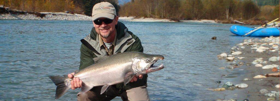 Coho (Silver) Salmon